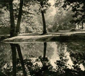 Bernardinų sodas | LMA Vrublevskiu fondu atvirukas