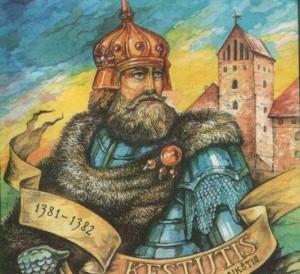 Lietuvos Karalius Kęstutis