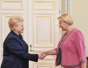 Rasa Budbergyte paskirta finansų ministre | lrs.lt, R. Dačkaus nuotr.
