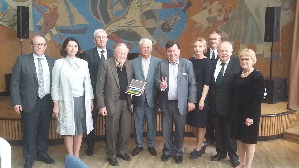 Kovojančios Ukrainos atstovai pagerbė sovietinio režimo aukas Lietuvoje | rengėjų nuotr.