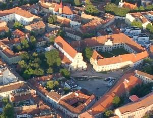 Vilniaus Pranciškonų vienuolyno pastatų ansamblis | kpd.lt nuotr.
