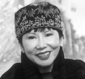 Amy Tan | asmeninė nuotr.