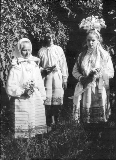 Baltarusija. Vestuves 1984 m.