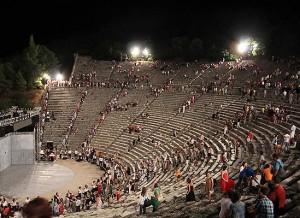 Epidauro teatras Graikijoje_mytrips.lt