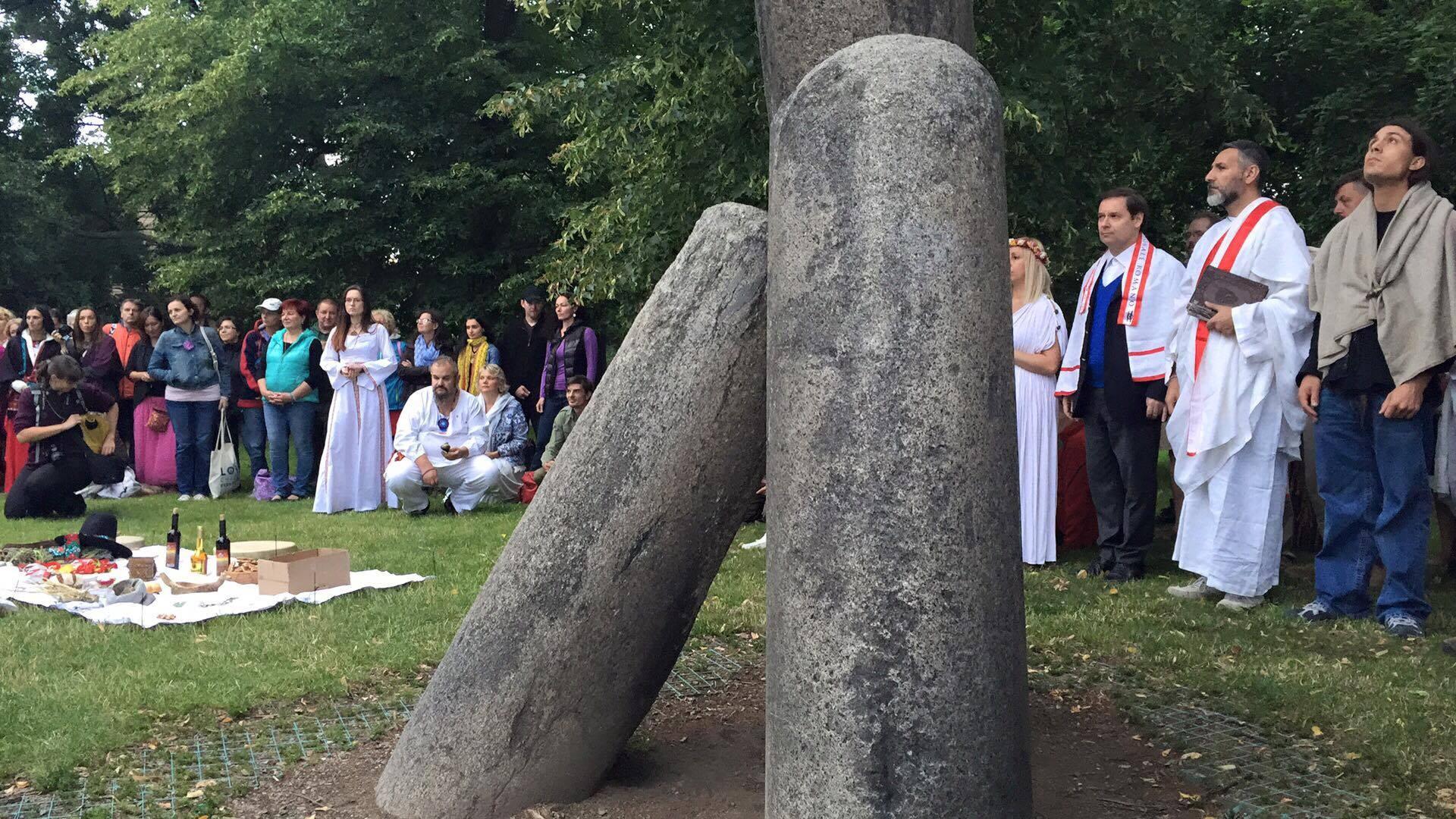Europos etninių religijų kongresas Prahoje2 I.Jankutės nuotr.