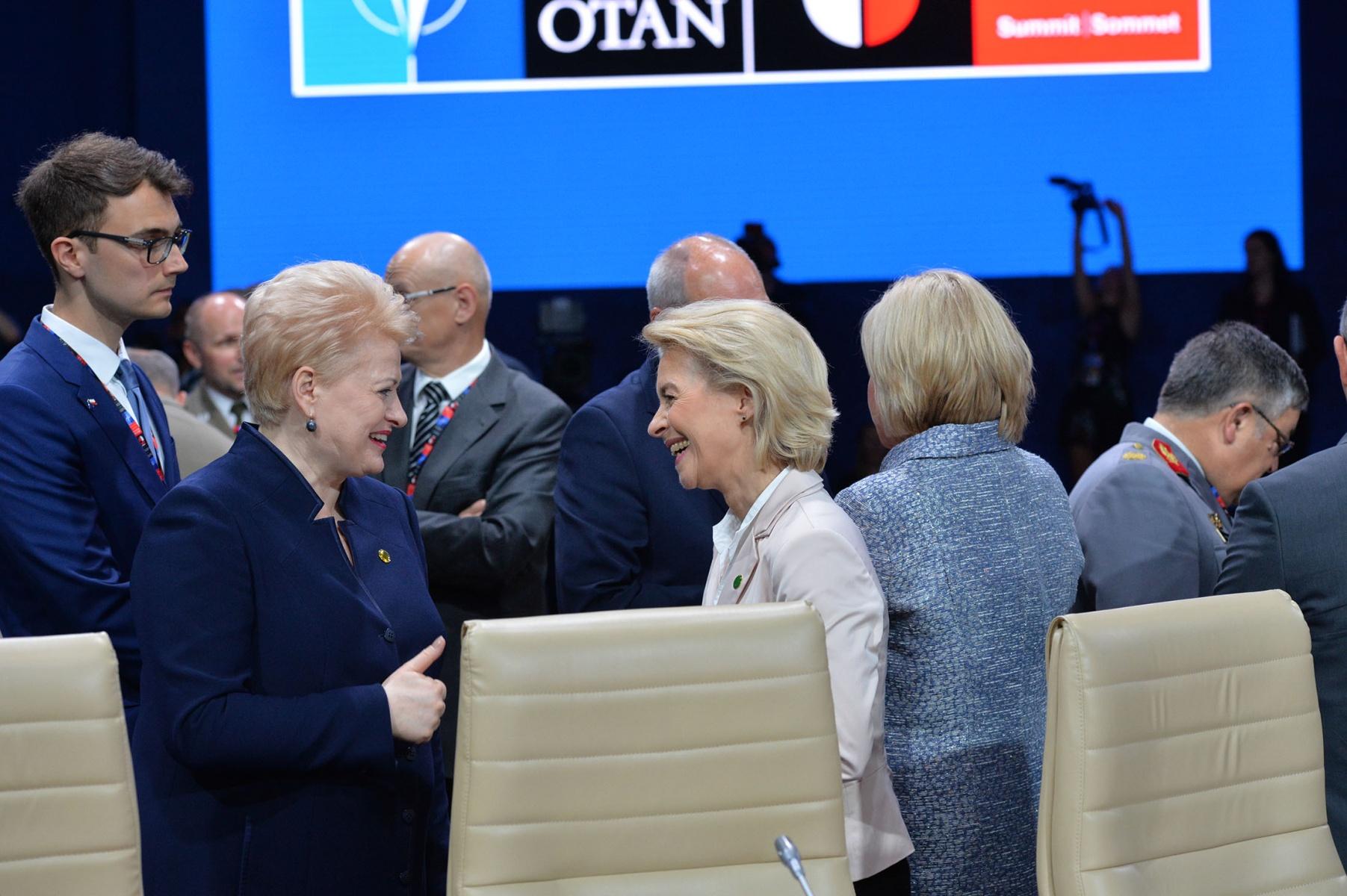 NATO viršūnių susitikimas Varšuvoje   kam.lt nuotr.