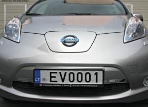 Numeriai elektromobiliams_sumin.lt