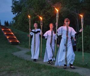 Pagramantis – mažoji Lietuvos kultūros sostinė | rengėjų nuotr.