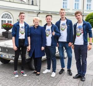 """""""Misija: Baltijos kelias"""" rengėjų nuotr."""