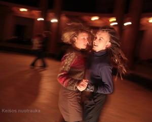 Tarptautinė šokių stovykla  | K. Kagi nuotr.