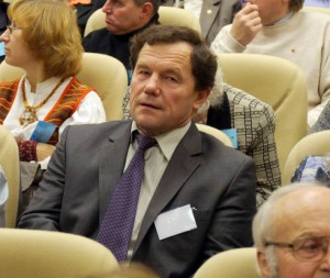 Kazimieras Uoka Tautininkų sąjungos suvažiavime 2013-12-15 | Alkas.lt, J. Vaiškūno nuotr.