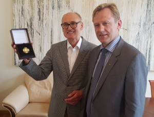 Apdovanotas Sigitas Klibavicius_lrkm.lt