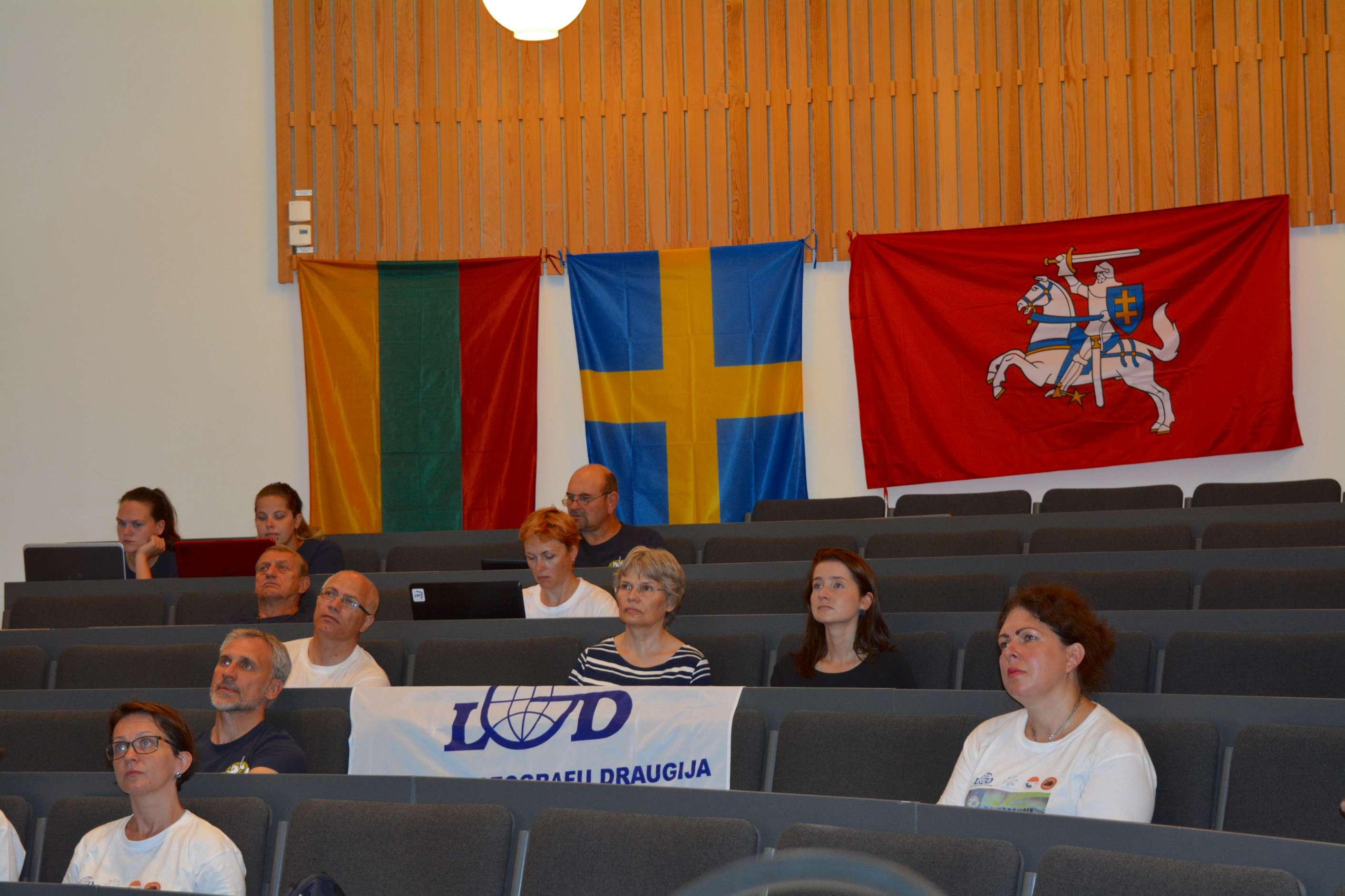 Baltoskandija'16 keliauja aplink Baltijos jūrą | Alkas.lt, G. Statinio nuotr.