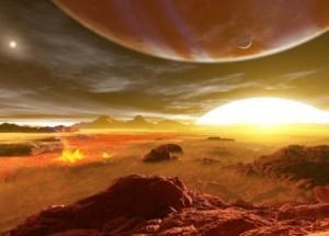 Tarptautinė astronomų vasaros mokykla. Egzoplanetos | R. Millerio pieš.