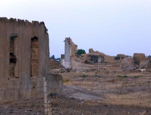 Maragos ir Hasangajės kaimai. Ten dar gyvena keliolika šeimų.   Alkas.lt, A. Sartanavičiaus nuotr.