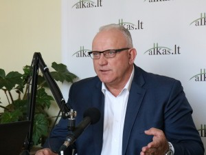 Jonas Pinskus | A. Sartanavičius nuotr.