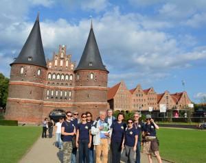 Baltoskandija'16 keliauja aplink Baltijos jūrą. Liubekas | Alkas.lt, G. Statinio nuotr.