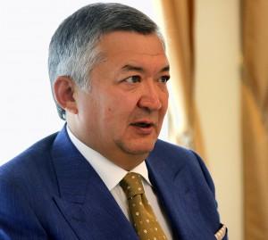 Nepaprastasis ir įgaliotasis Kazachstano ambasadorius Lietuvoje Bauržanas Muchamedžanovas | Alkas.lt, V. Daraškevičiaus nuotr.