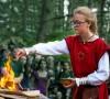 """XIX šiuolaikinės baltų kultūros šventė """"Mėnuo Juodaragis""""   rengėjų nuotr."""