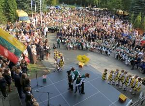 Moksleivių kasmet daugėja Akademijos Ugnės Karvelis gimnazijoje | Kauno rajono savivaldybės nuotr.