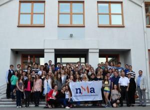 Nacionalinė moksleivių akademija kviečia tobulintis | rengėjų nuotr.