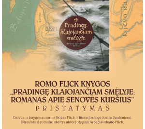 R.Flick knyga Pradinge