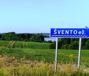 Svento ezeras Ignalinos raj1