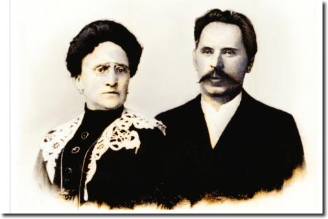 Emilija ir Antanas Vileišiai apie 1905 metus | archyvinė nuotr.