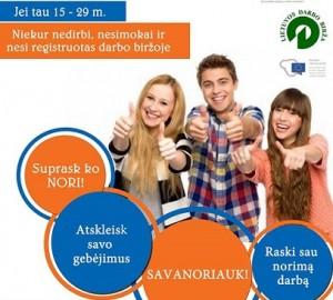 jaunimo garantijos