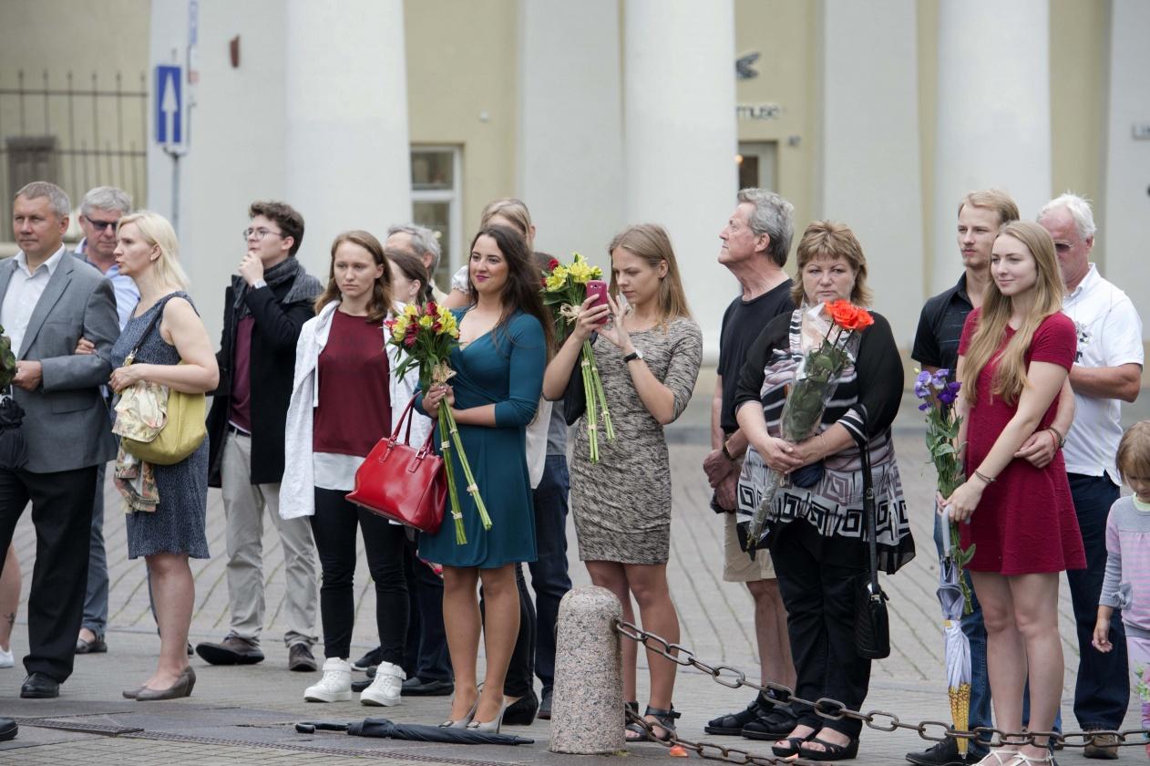 Lietuvos karo akademijos absolventams suteiktas rininko laipsnis ir įteikti diplomai | kam.lt, A. Pliadžio nuotr.