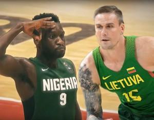 Lietuva–Nigerija | Alkas.lt koliažas