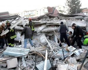Italiją sukrėtė stiprus žemės drebėjimas | noviny.su nuotr.
