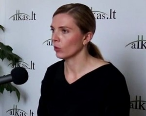 Agnė Bilotaitė | Alkas.lt nuotr.
