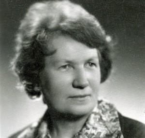 Regina Volkaitė–Kulikauskienė | LMAVB RS F377-2521nuotr.
