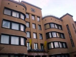 Kauno centrinis paštas | wikimapia.org nuotr.