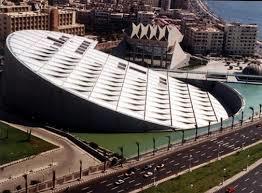 Aleksandrijos biblioteka | D. Zapkutės nuotr.