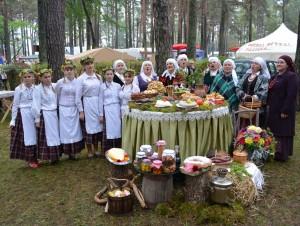 Grybų šventė | Varėnos rajono savivaldybės nuotr.