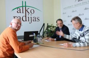 Audrys Antanaitis, Arūnas Pemkus, Antanas Zapolskis | Alkas.lt, A. Sartanavičiaus nuotr.