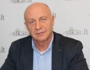 Prof. Dr. Renaldas Gudauskas   Alkas.lt, A. Sartanaviciaus nuotr.