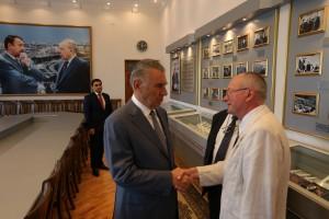 Audrys Antanaitis, Ali Hasanovas   Alkas.lt, A. Sartanavičiaus nuotr.