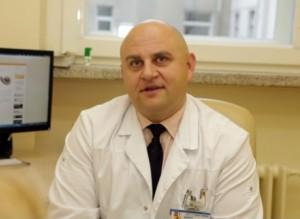 Kauno klinikų Ausų, nosies ir gerklės ligų klinikos otochirurgas Giedrius Gylys | Kauno klinikų nuotr.