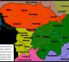 Lietuva i r jos apylinkės 1867-1914 m.   wikipedija.org nuotr.