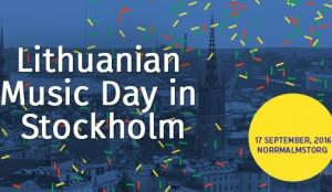Lietuviska muzika Stokholme