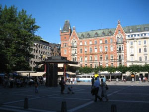 Normalmstorgo aikštė Stokholme | wikipedia.org nuotr.