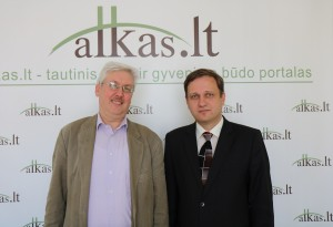 Tomas Baranauskas, Darius Alekna | Alkas.lt, nuotr.