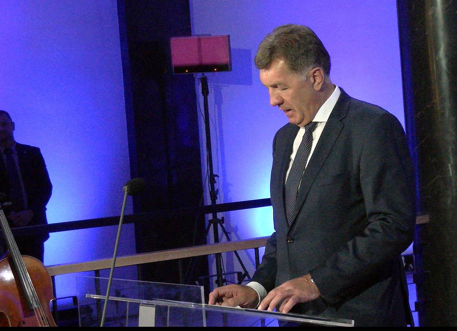 Sveikina Lietuvos Respublikos Ministras Pirmininkas |Alkas.lt, A. Sartanavičiaus nuotr.