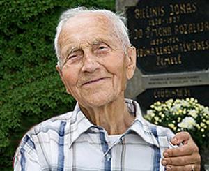 Antanas Bielinis (1918–2016)   mignalina.lt nuotr.