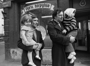 kaunas-1978-r-poz Kaunas. 1978 R. Požerskio nuotr.