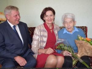 Šimtametis Mečislovas Lakačauskas | mazeikiai.lt nuotr.