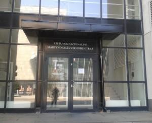 Nacionalinė biblioteka savo atsinaujintas erdves atvėrė visuomenei | Lietuvos nacionalinės Martyno Mažvydo bibliotekos nuotr.